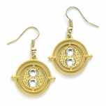 Harry Potter Fixed Time Turner Earrings- WE0100
