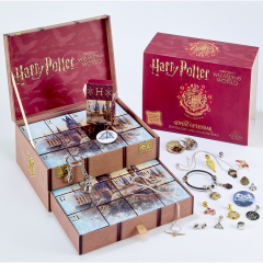 Harry Potter Jewellery Box Keepsake Advent Calendar PRE ORDER -  HPA0185