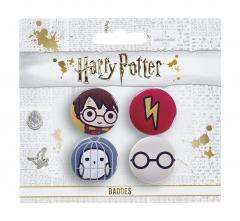 Harry Potter Cutie Button Badge Set BBC0089