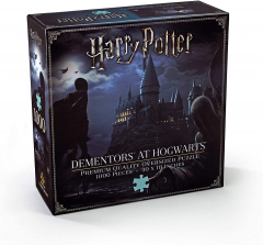 Harry Potter Dementors at Hogwarts 1000 piece Jigsaw Puzzle