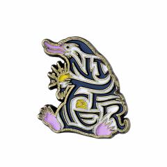 Fantastic Beasts Enamelled Niffler Pin Badge FEP0018