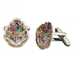 Harry Potter Hogwarts Crest Cufflinks HC0026