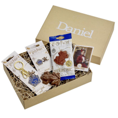 Personalised Harry Potter Chocolate Frog Gift Box GB0001