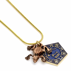 Harry Potter Chocolate Frog Necklace- WN0157