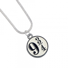 Harry Potter Platform 9 3/4 Necklace - WN0011