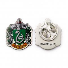 Slytherin Crest Pin Badge HPPB023