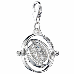 Harry Potter Time Turner Clip on Charm with Crystal Elements - HPSC021