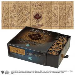 Harry Potter Marauders Map Jigsaw Puzzle